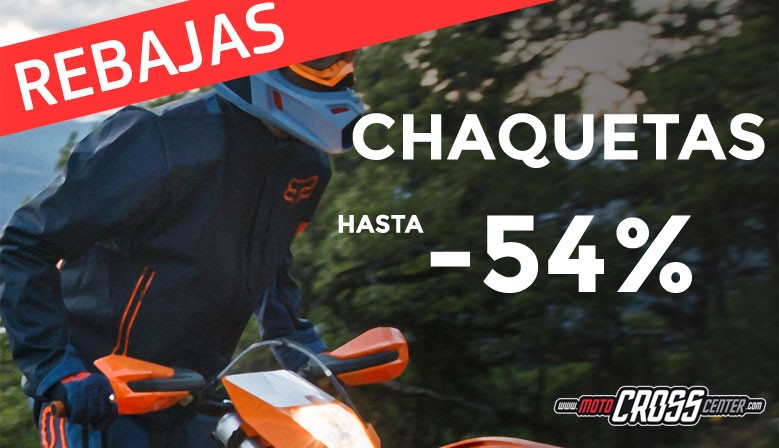 REBAJAS CHAQUETAS