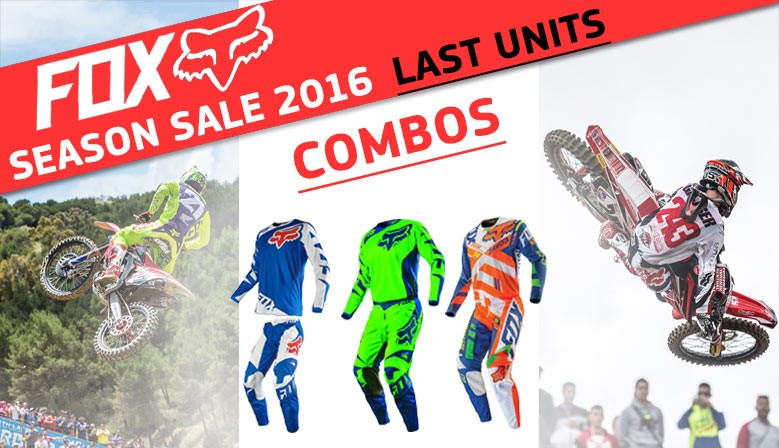 Season sale FOX combos 2016