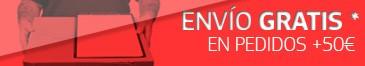 ENVIO GRATIS EN PEDIDOS +50€
